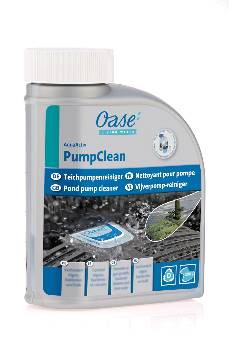 AQUAACTIV PUMPCLEAN 500ML