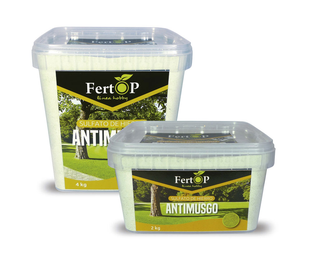 ANTIMUSGO POLVO SOLUBLE FERTOP 2KG